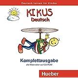 KIKUS Deutsch. Komplettausgabe auf CD-ROM: Deutsch als Fremdsprache/Deutsch als Zweitsprache / Komplettausgabe auf CD-ROM