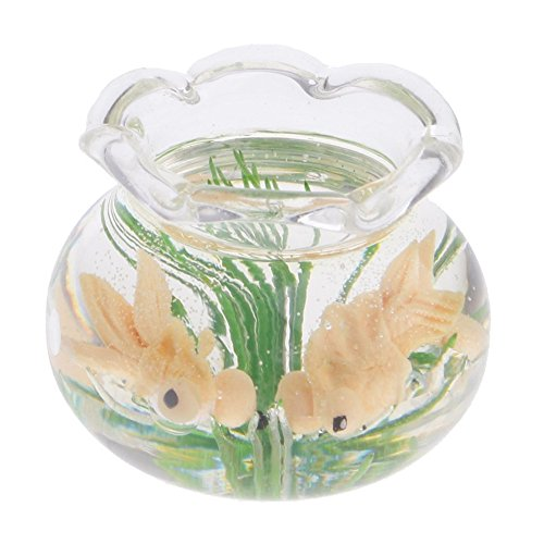 Review Miniature Gold Fish Bowl