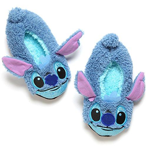 Lilo and Stitch Women's Slipper Socks (Small/Medium) by High Point Design