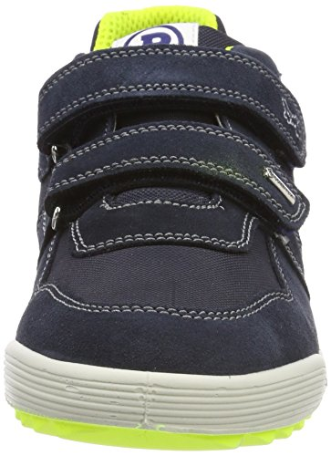 Primigi Jungen Pbvgt 13879 Hohe Sneaker Blu (Navyjeansblu)