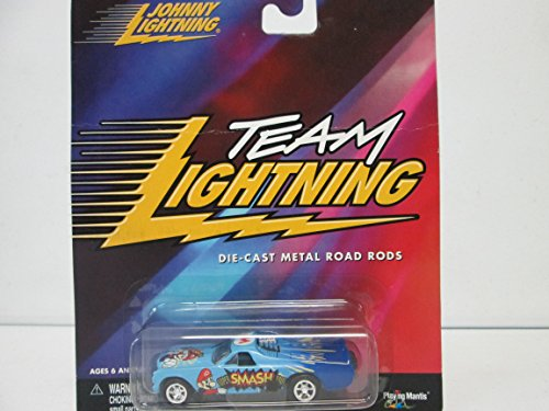 2000 Johnny Lightning - Team Lightning Mario Super Smash Bros