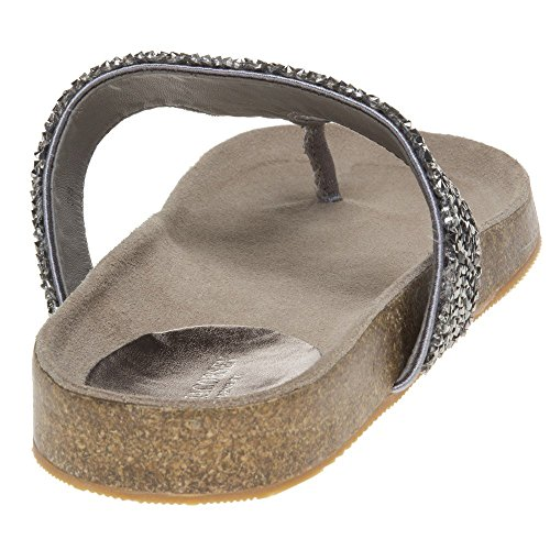 ILSE JACOBSEN Lucy Sandals Grey Smoked Pearl 91Jwjl3l