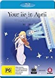 Your Lie in April Part 2: Eps 13-22 [Blu-ray]
