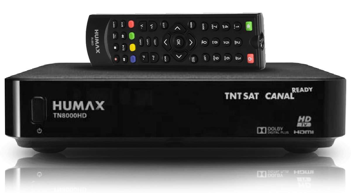 hd-line Receptor decodificador satelital de TNTSAT TNT y ...