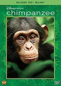 Disneynature Chimpanzee (Two-Disc Blu-ray/DVD Combo in DVD Packaging)