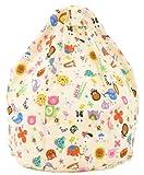 Cotton Party Animal Bean Bag Child Size