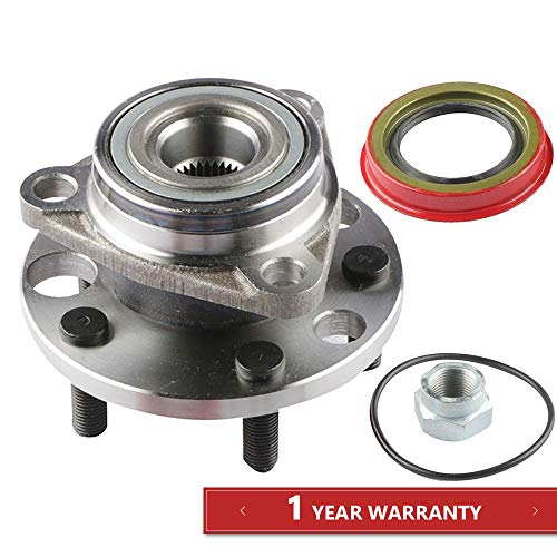 - MOSTPLUS Wheel Bearing Hub Front Wheel Hub and Bearing Assembly 513017k for Chevy Pontiac 5 Lug Driver or Passenger Side
