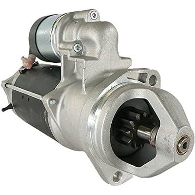 DB Electrical SBO0272 New 24 Volt Starter For Deutz Marine Engines & KHD Engines F2L1011 F3L1011 F4L1011 BF4L1011/0-001-231-006, 0-001-368-077, 117-7442, 117-8671, 118-1101: Automotive