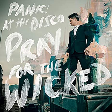 Panic at the Disco Discography Pray for the Wicked Albums//Singles Cover Posters