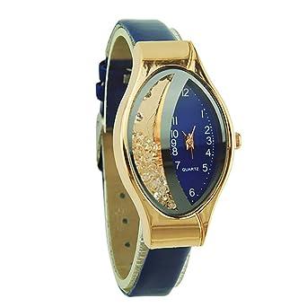 HZBIOK Reloj Mujer 2019 Relojes Mujer Casual Time Clock ...