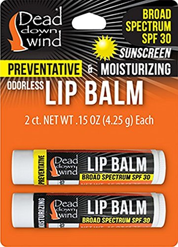 Dead Down Wind SPF 30 Lip Balm 2 Pack