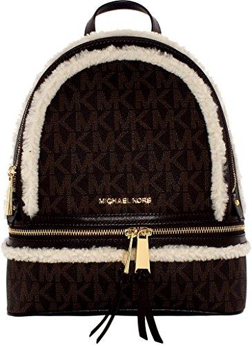 MICHAEL Michael Kors Signature Rhea Medium - Bags Kors Online Shop Michael