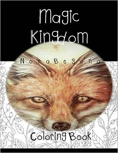 Magic Kingdom: Coloring Book