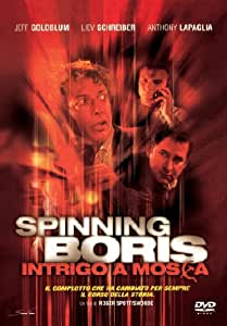 Spinning Boris - Intrigo A Mosca [Italia] [DVD]: Amazon.es: Jeff ...