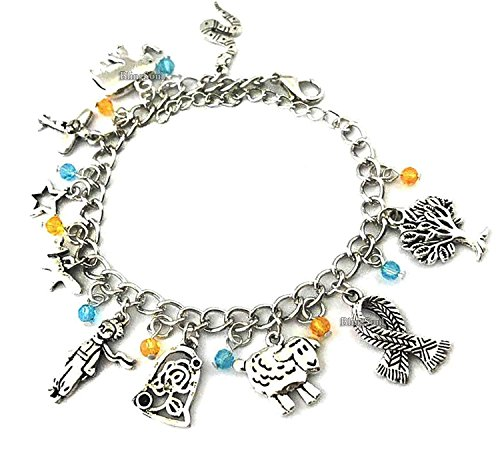 et Jewelry - Charm Bracelet Merchandise Gifts For Women ()