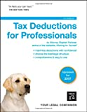Tax Deductions for Professionals, Stephen Fishman, 1413305571