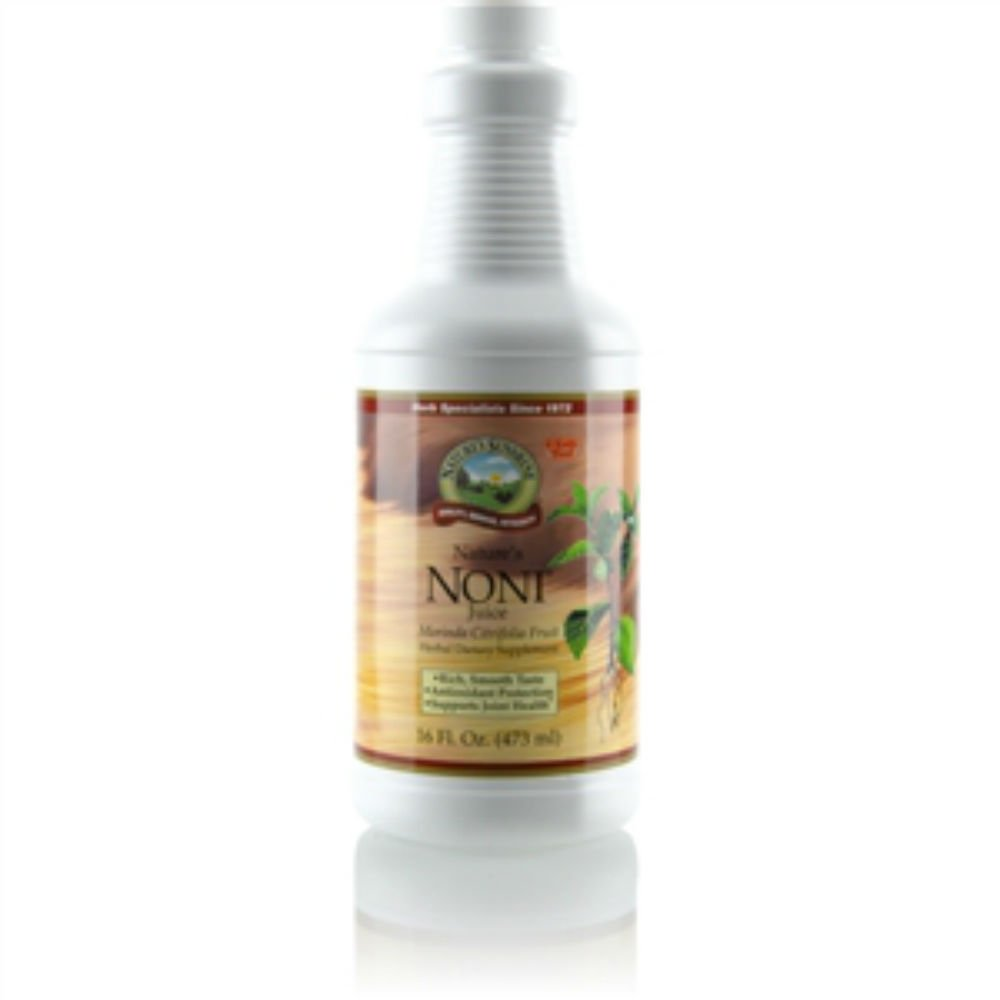 Naturessunshine Nature's Noni Supports Joint Health Two Bottle 32 fl. oz each (Pack of 2)