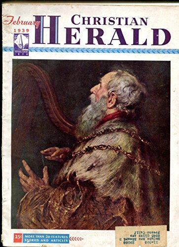 Christian Herald Magazine February 1935- Superman or Apeman