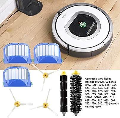 AUNMAS Reemplazo de filtros de aspiradora Kit de Accesorios para ...