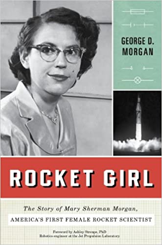 Image result for rocket girl book