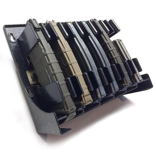 Ar 15 Magazine Holder Amazoncom Mag Storage Solutions AR41 41416 41 MagHolder 40