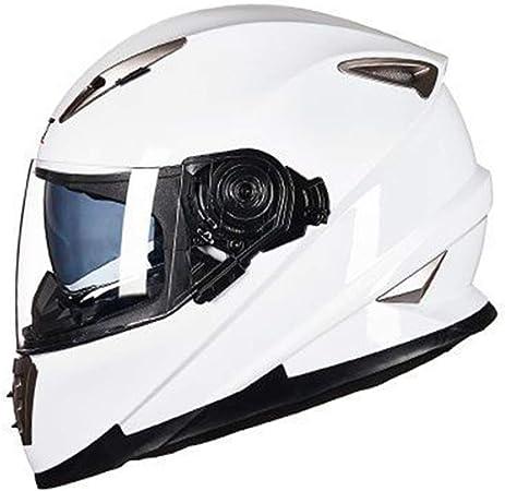 EDW Cascos integrales de protección para Motocicletas