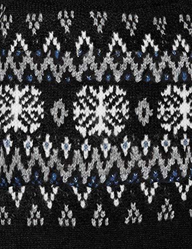 oliver Pull 99x0 Noirblack S Knit Femme FJ3luTK1c