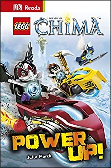 LEGO® Legends of Chima Power Up! (DK Reads Starting To Read Alone)