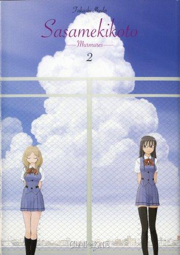 Sasamekikoto, Tome 2 (French Edition)