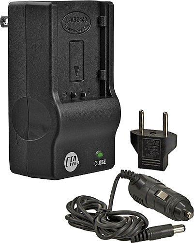 CTA MR-ENEL12 Mini Battery Charger Kit for Nikon EN-EL12 Battery