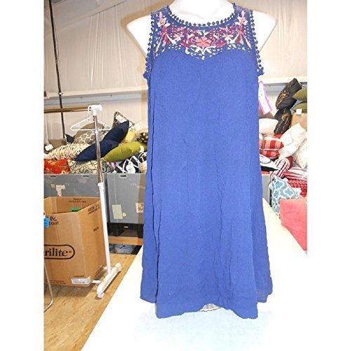 Xhilaration Blue Dress - 3