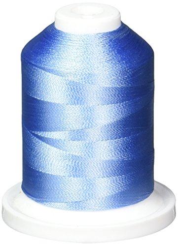 (Robison-Anton Rayon Super Strength Thread, 1100-Yard, Baby Blue)