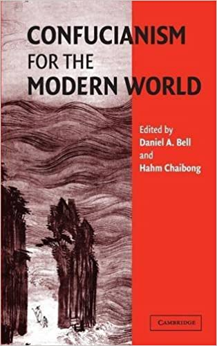 Book Confucianism for the Modern World (2003-09-08)