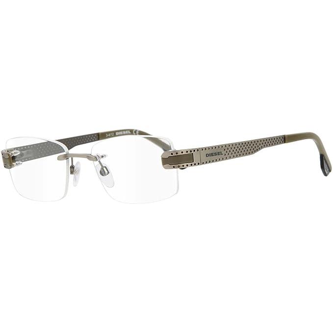 Diesel DL5043, Gafas de Sol para Hombre, Grau (Grau 009 ...