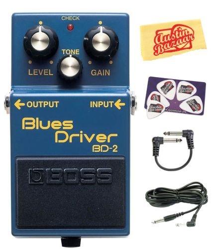 Boss Driver Effects Instrument Polishing