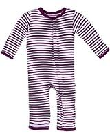 KicKee Pants Baby-girls Infant Print Ruffle Coverall