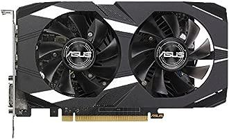 ASUS Dual -GTX1050TI-O4G-V2 - Tarjeta gráfica (GeForce GTX ...