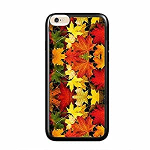 Autumn Fall Leaves iPhone 6 RUBBER (TPU) Case Cover For 4.7