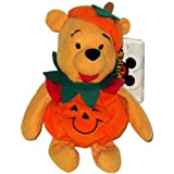 Disney Pumpkin Pooh Bean Bag by Halloween Plush