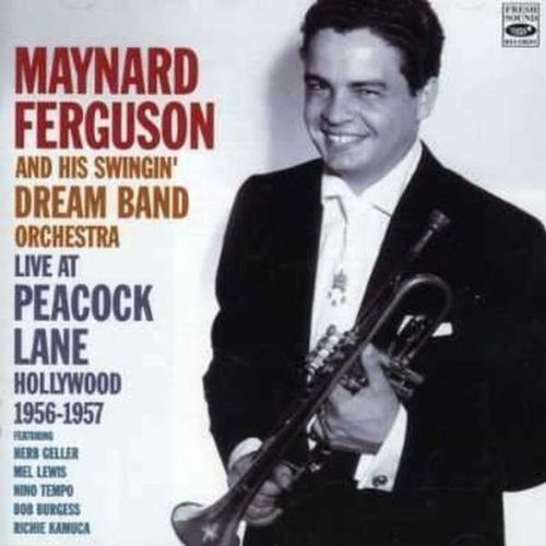 Live at Peacock Lane 1956-1957 by Fresh Sounds Spain