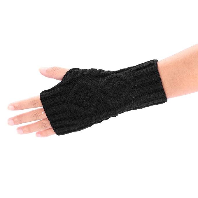 Amazon.com: Guantes para mujer y niña, guantes para brazos ...