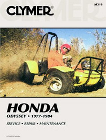 Clymer Repair Manual for Polaris ATV Magnum Big Boss ()