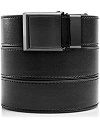 SlideBelts Square Buckles Ratchet Belt - Custom Fit
