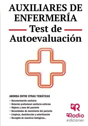 Auxiliares de Enfermeria. Test de Autoevaluacion. Osakidetza-Servicio Vasco de salud (Spanish Edition) [Vv.Aa. Vv.Aa.] (Tapa Blanda)
