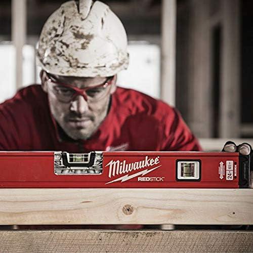 magnetisch 80 cm Milwaukee 4932459083 932459083 REDSTICK Compact Wasserwaage