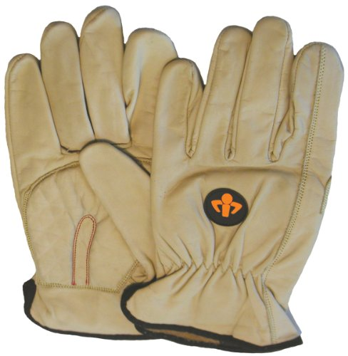 Impacto ST501060 Carpal Tunnel Glove, Yellow by Impacto