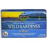 Wild Planet, Wild Sardines in Water (Pack of 12)
