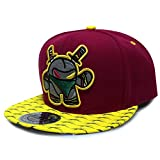 ninja snapback - City Hunter Cf1558k Kids Colorful Ninja Snapback Cap - Pink