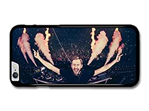 "AMAF ? Accessories Calvin Harris Live Screaming with Smoke and Fire case for for iPhone 6 Plus (5.5"")"