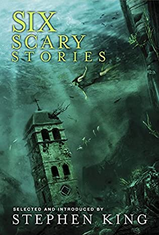 book cover of Six Scary Stories